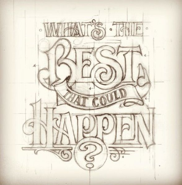 Hand Lettering and Chalk Art