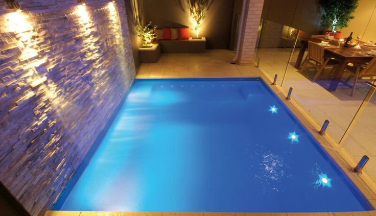 1000 ideas about plunge pool cost on pinterest pool - Salt water swimming pools los angeles ...
