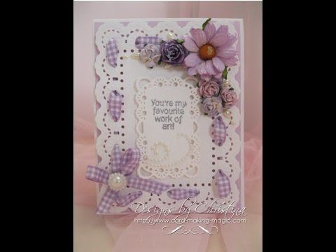 Spellbinders A2 Floral Ribbon Threader (card-making-magic.com)