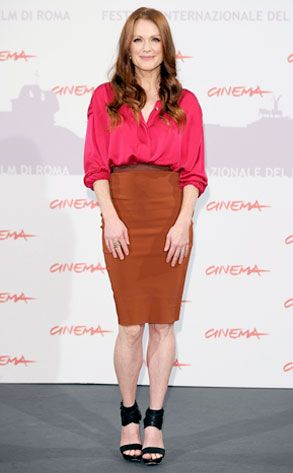 Julianne Moore from Hollywood's Hottest Redheads | E! Online
