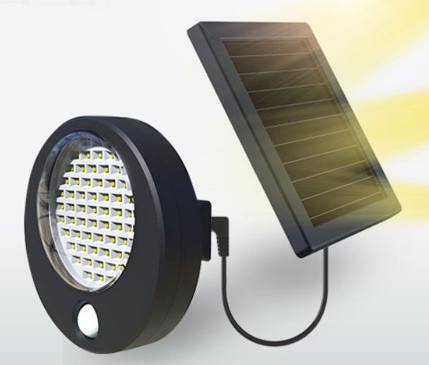 Solar Power Motion Light Courtyard Lighting In 2020 Motion Lights Solar Motion Lights Motion Lighting
