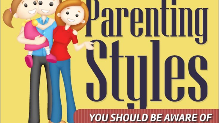 Infographic: What Is Your Parenting Style?