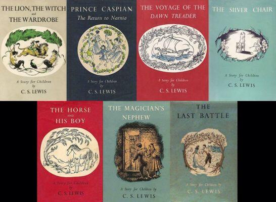 Prima di Harry Potter, quando noi mamme eravamo piccole queste erano le letture per ragazzi. A me sono piaciute :)