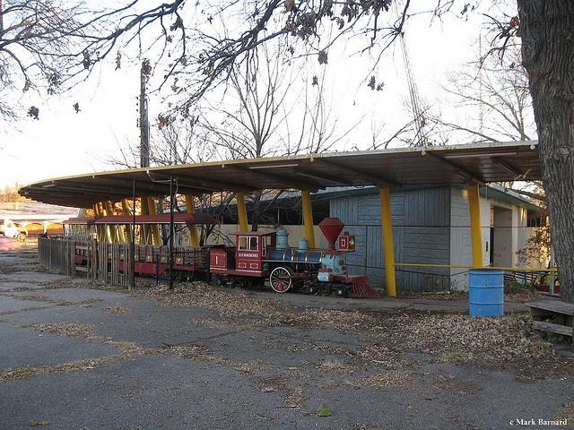 One Of Brian S Favorite Rides At Joyland Park Wichita Ks