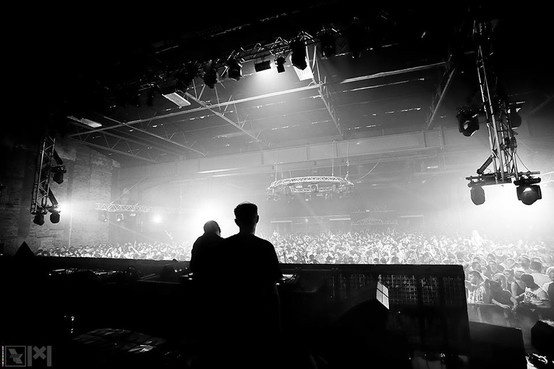 Chemical Bros at the Warehouse Project, Manchester 2012