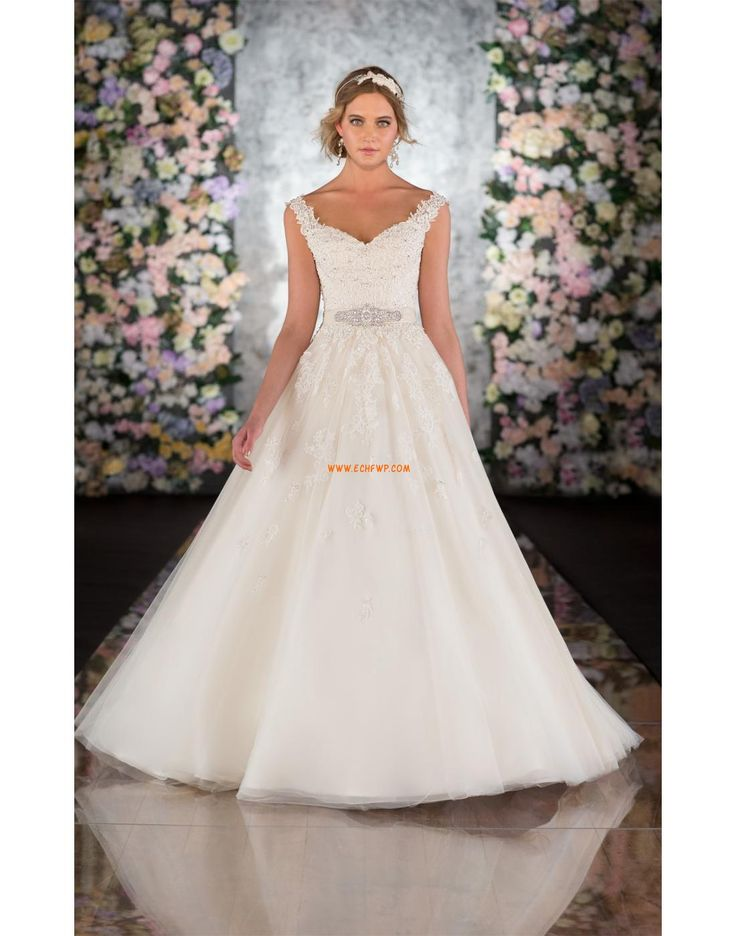 Áčkový střih Podzim 2013 Lemování Levné svatební šaty