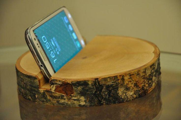 PODSTAWKA POD TABLET telefon UCHWYT stojak w Acoco na DaWanda.com