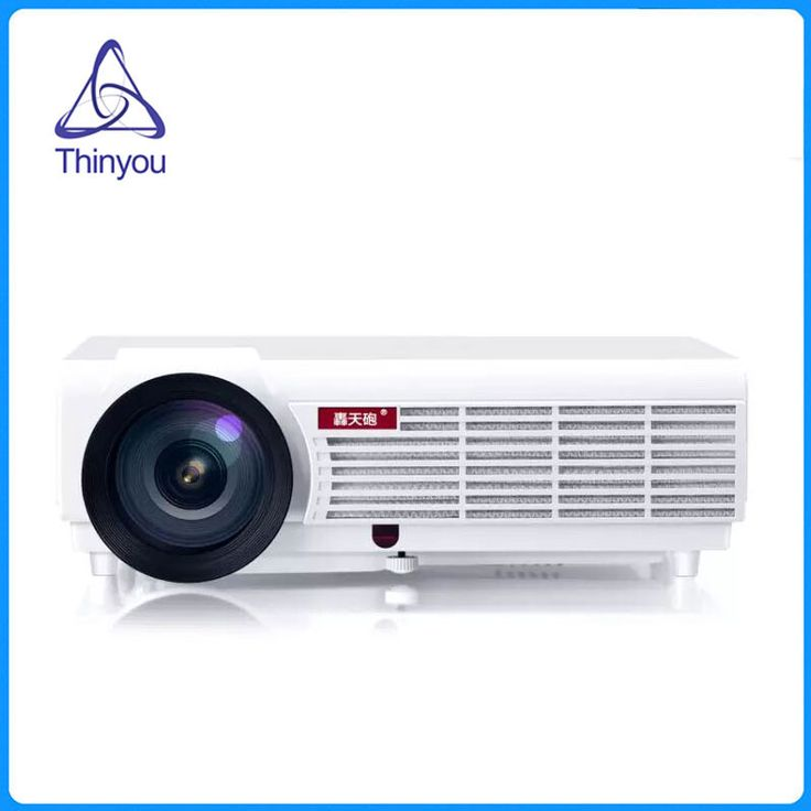 Thinyou Android wifi smart lcd tv led projector full hd 1080P 3d 1280x800 home theater projetor video proyector projektor beamer