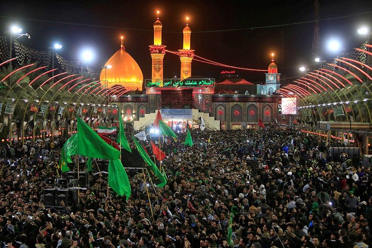 Image result for arbaeen in karbala