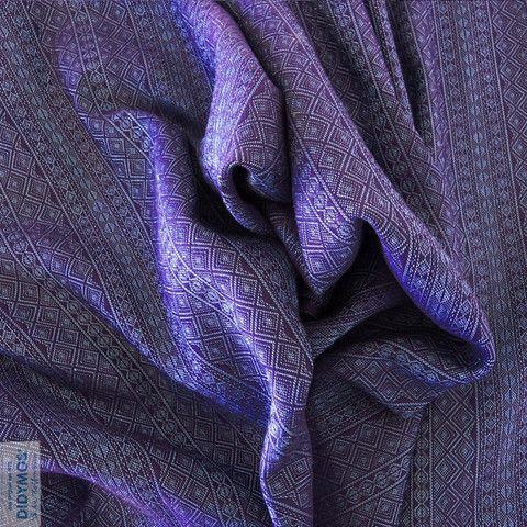 Amethyst hemp / Didymos Woven wrap - Indio Limited Edition