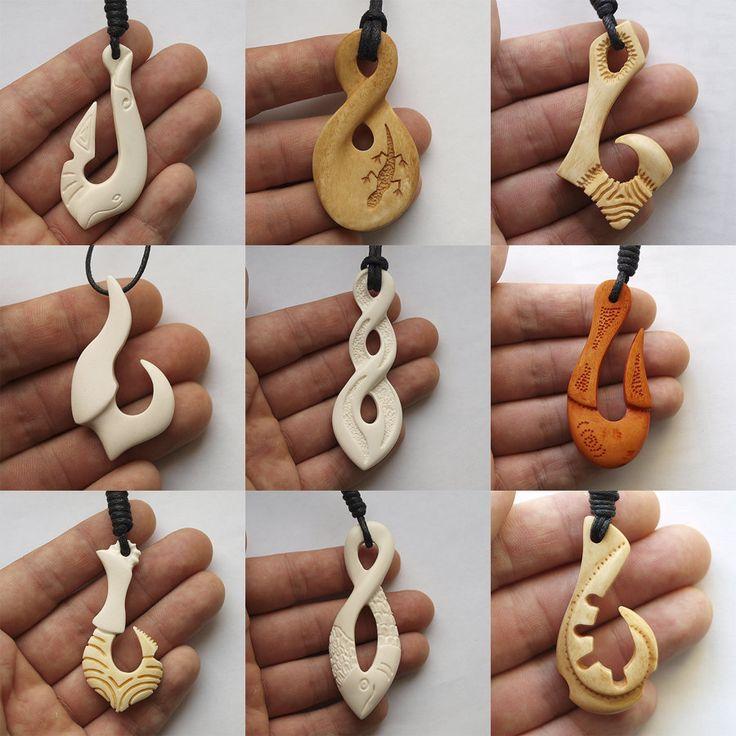 Maori Amulets 1 by BDSart.deviantart.com on @deviantART