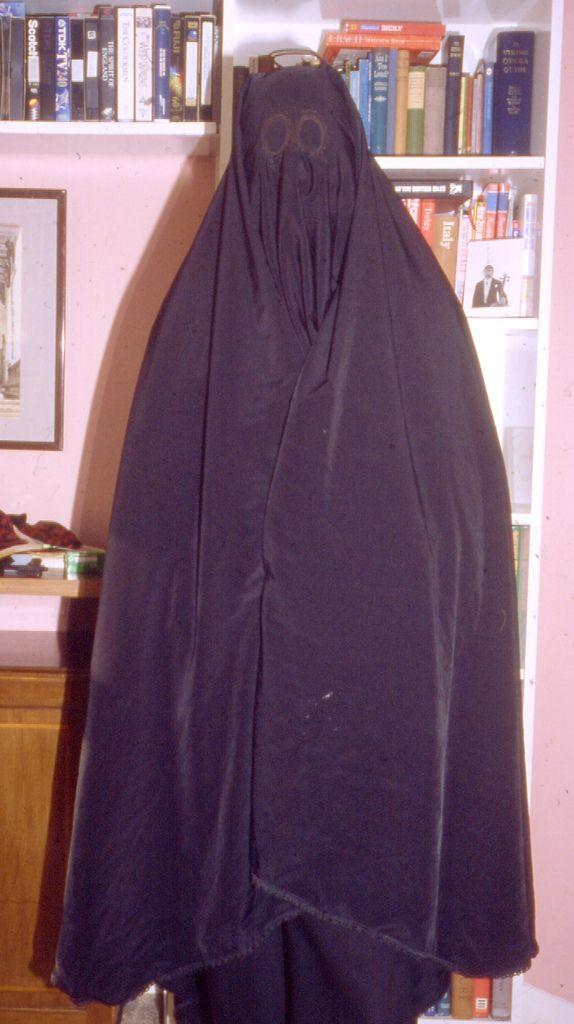 Kashmiri burqa