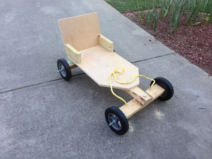 Build a Billy Cart | Woodworking, - 87.5KB