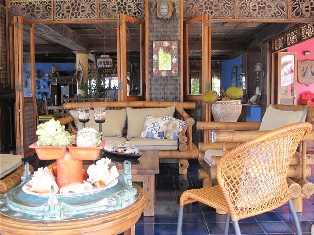Luxury house at Rosario Island Cartagena de Indias www.luxurysolutionsco.com