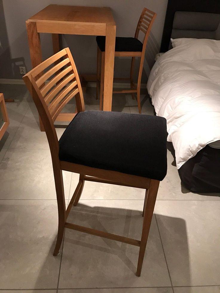 FINN – Høyt bord med 2 stoler