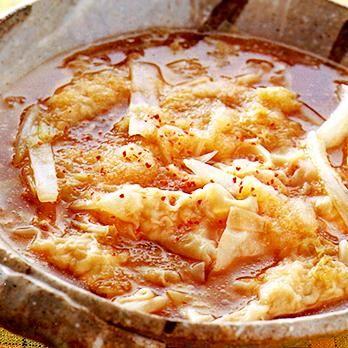 えびわんたんのみぞれ鍋 | 中島有香さんの鍋ものの料理レシピ | プロの簡単料理レシピはレタスクラブネット