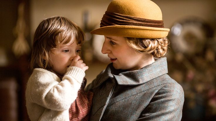 Sarah Bunting returns, Violet plays cupid, and a charming visitor (guest star Richard E. Grant) arrives in Downton Abbey Season 5, Episode 2. Downton Abbey is seen on MASTERPIECE on PBS.