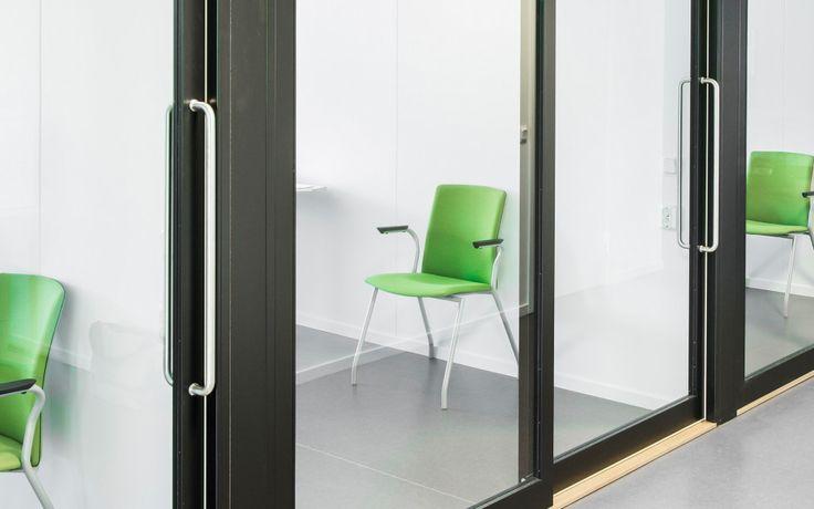 FLEX SLIDEDOOR -W En dörrlösning som uppfyller ljus- och designkrav.