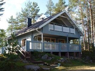 Vuorela, Kumpula ja Harjula 12 person per cottage
