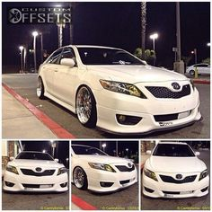 Customized Camry SE  2009