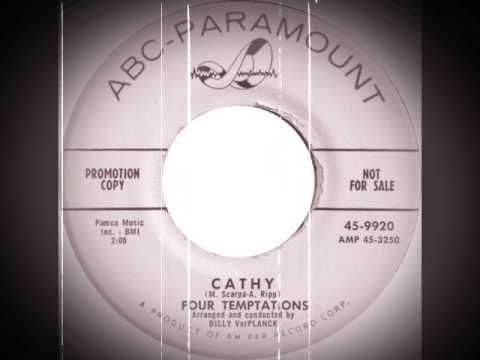 The Four Temptations - Cathy (1958)