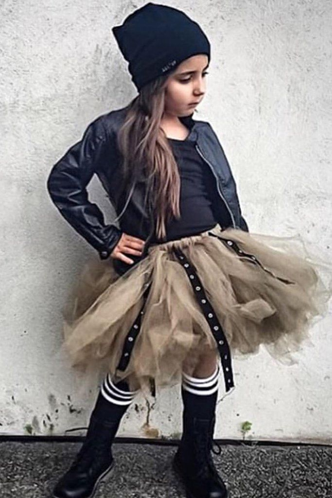 TooToo cool skirt - Army green