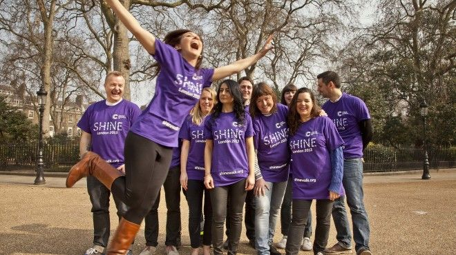 @Time Out London The ten hottest events this week, including @CR_UK Shine Walk