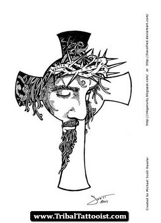 Images, Christian Tribal tattoos - Google Search                                                                                                                                                                                 More