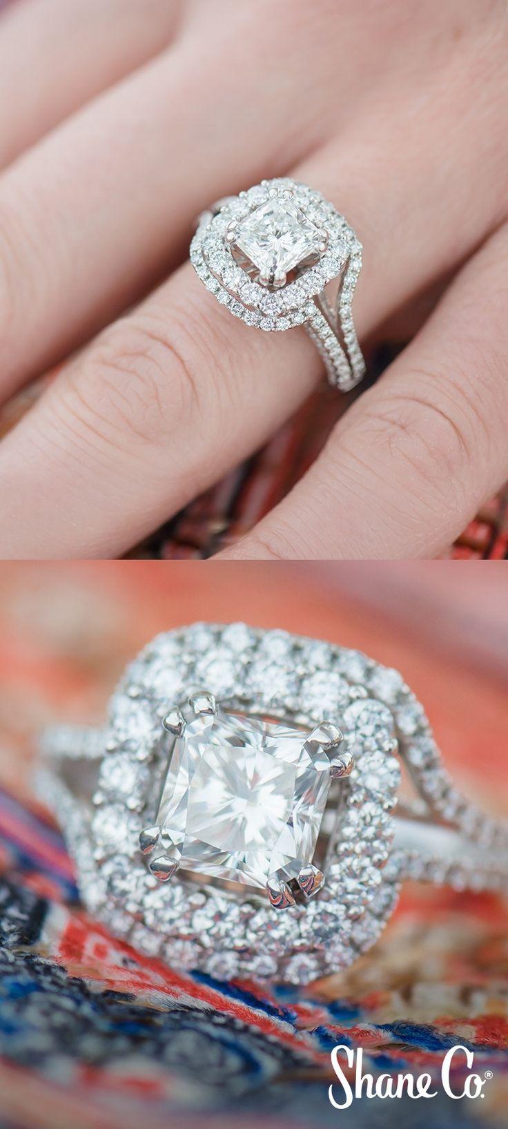 226 best Bridal images on Pinterest | Promise rings, Diamond rings ...