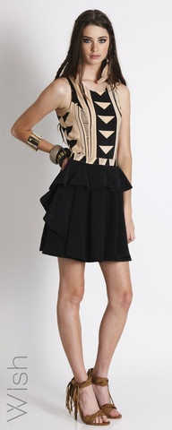 Wish - Dalmore Dress $169.95