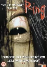 Ring - Classic japanese horror for great director Hideo Nakata.