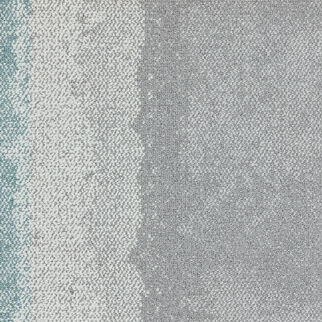 Interface Modular Carpet |Composure Edge,Olive/Seclusion