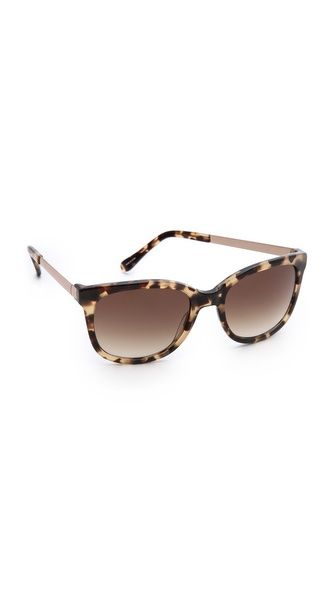 Kate Spade New York Gayla Sunglasses- I think these are my new Summer 2014 sunnies!!