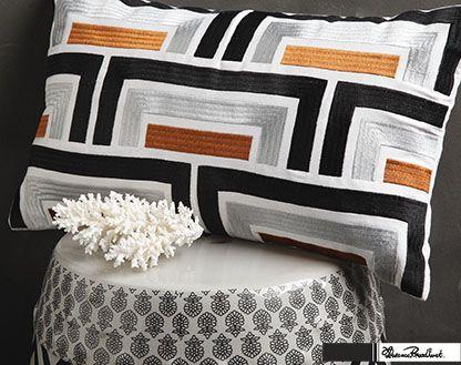 Steps long cushion