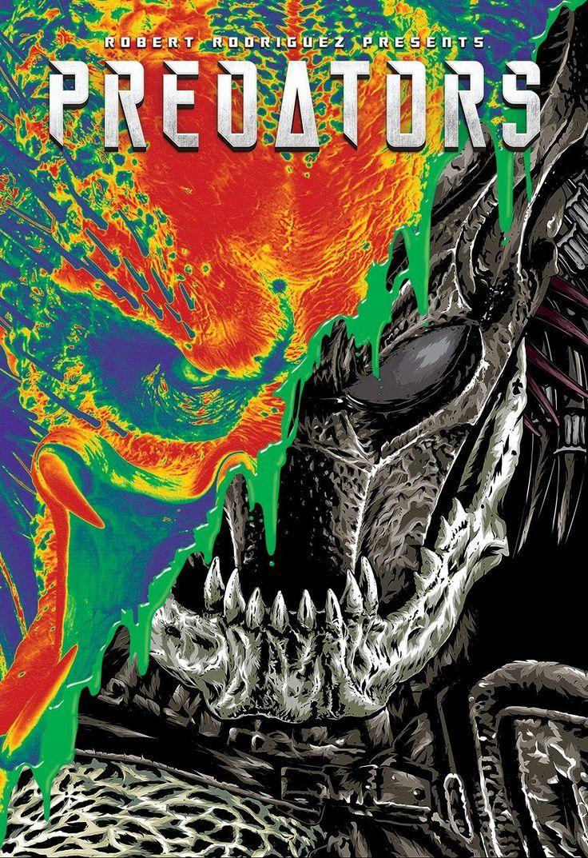 Predators 2010 Predador Alien Vs Predador E Posteres De Filmes