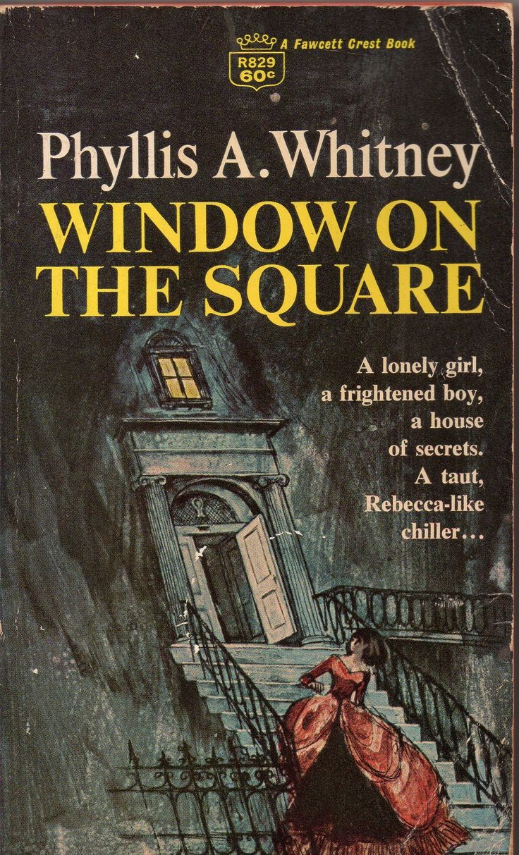 Window on the Square by Phyllis A. Whitney