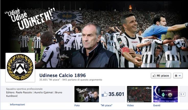 Udinese calcio 1896 | Football team fanpage