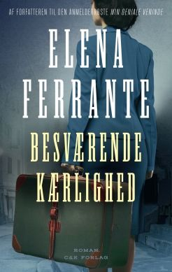 Køb 'Besværende kærlighed' bog nu. BESVÆRENDE KÆRLIGHED er Elena Ferrantes debutroman og udkom på italiensk i 1992. Romanen er desuden filmatiseret i 1995.