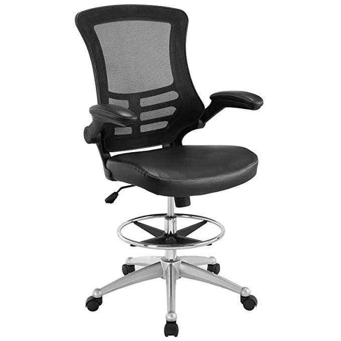 Best Drafting Chairs Drafting Chair Office Chair Modway