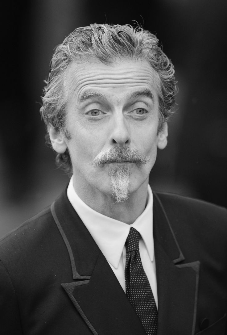 Peter Dougan Capaldi born 14 April 1958 in Glasgow, Scotland