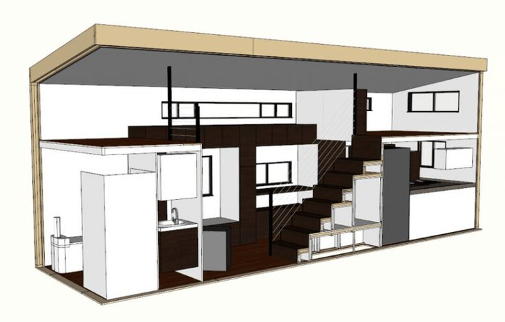 Awesome diy tiny house plans ideas tiny mobile house