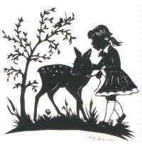 25 einzigartige feen silhouetten zum ausdrucken ideen auf pinterest silhouette girl. Black Bedroom Furniture Sets. Home Design Ideas