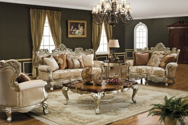 46 Attractive Traditional Living Room Designs Ideas In Italian Roundecor Elegant Living Room Furniture Formal Living Room Furniture Luxury Furniture Living Room