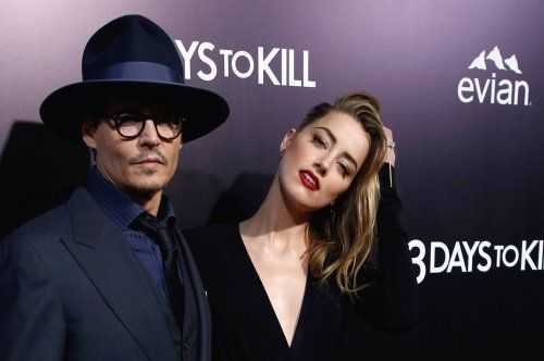 Amber Heard and More Celeb Nudes Hacked