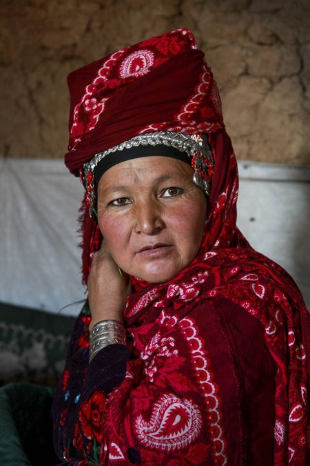 Pregnant Woman Photo by bahareh mohamadian -- National Geographic Your Shot