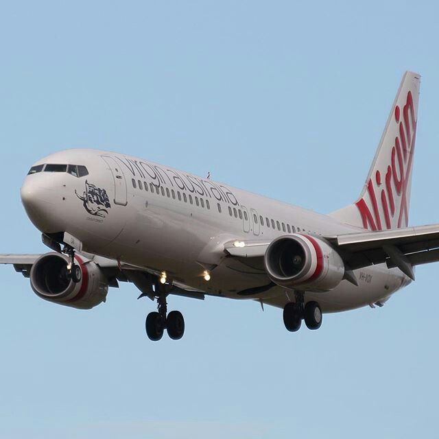 Virgin Australia B737-800 @essendon_aviation_photography