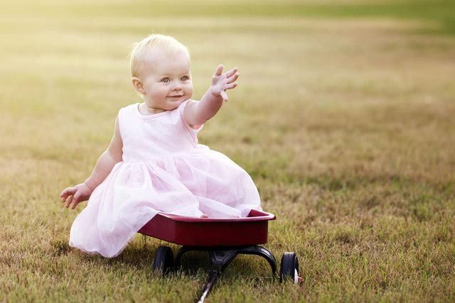 Most Popular Baby Girl Names 2011