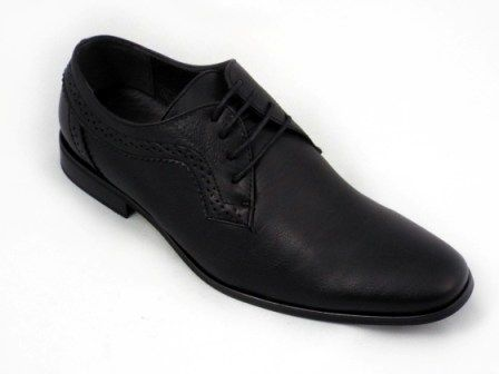 Pantofi barbati negri, cu talpa comfortabila. la pretul de 79 RON. Comanda Pantofi barbati negri, cu talpa comfortabila. de la Biashoes!