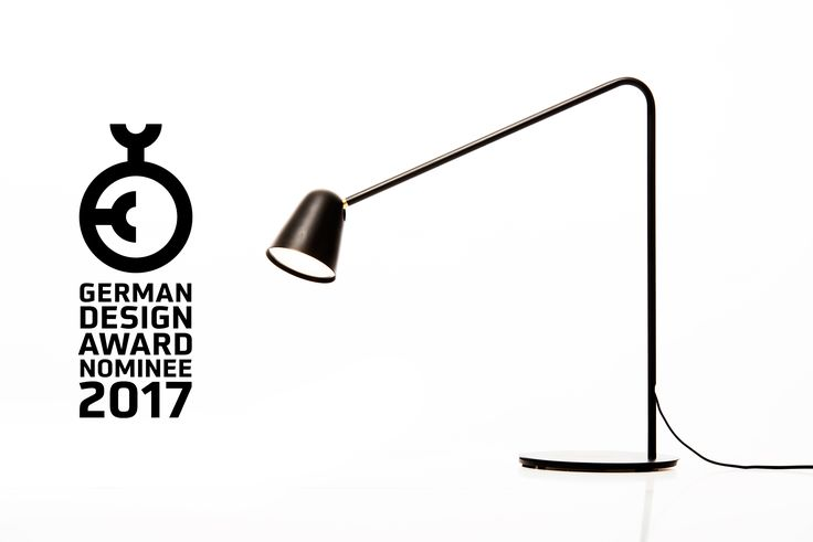 CHAPLIN Table Lamp nominated for the German Design Award 2017. LED. Rotatable Head. Design by #Benjamin Hopf for #FORMAGENDA. Made in Germany. Available in different colors at www.formagenda.com