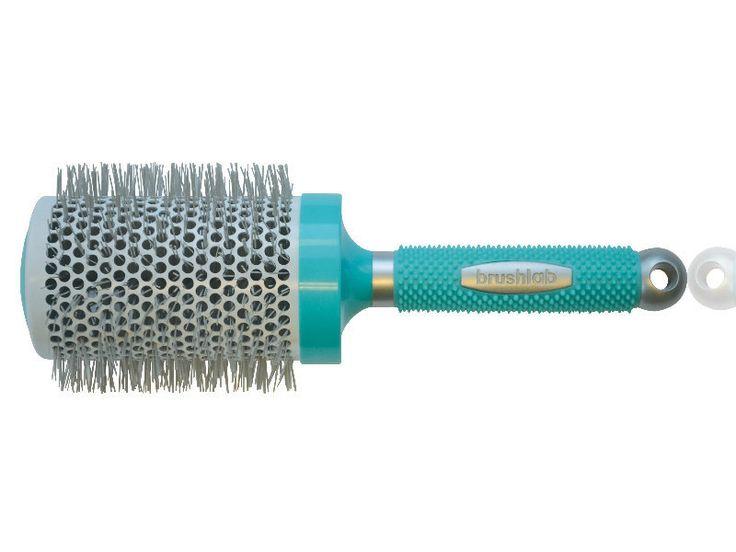 BrushLab {Fresh} Thermal Round Hair Brush (Teal series) - BrushLab.com